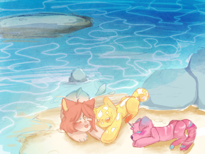 Sleepy Beach